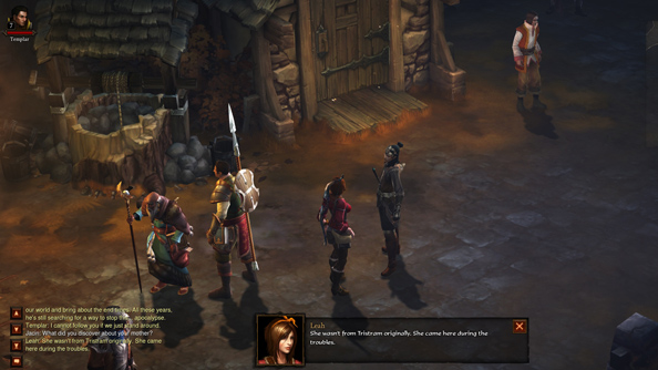 "Diablo III was going to have branching storylines - but multiplayer made it ""impossible"""