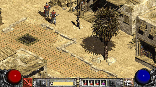 Old games Diablo 2