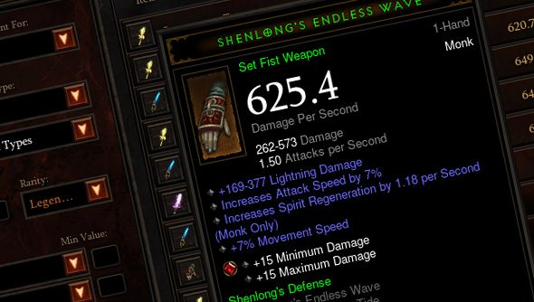 Diablo 3 auction house plagued by new exploits: spoiled items and