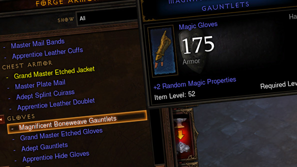 Man crafts one thousand gloves in Diablo 3, releases giant book of stats