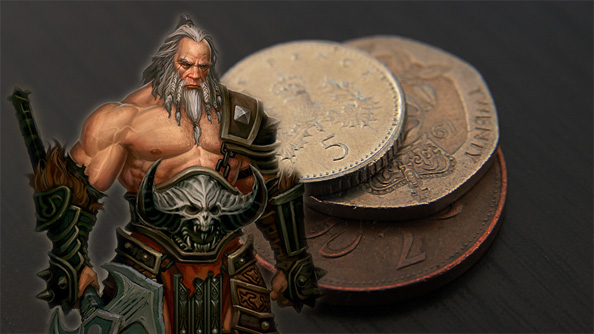 Diablo 3 gold prices continue to fall in auction houses while gold farmers undercut Blizzard