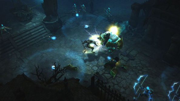"Blizzard ""definitely looking into"" a competitive ladder for Diablo 3"