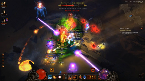 Diablo 3's invulnerable wizard exploit hotfixed, may have existed since launch