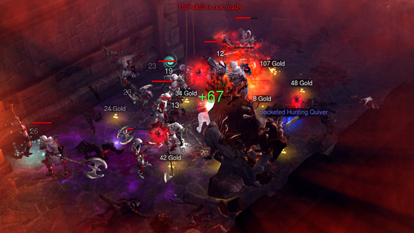 Diablo 3 devs considering five potential changes to Magic Find gear swapping