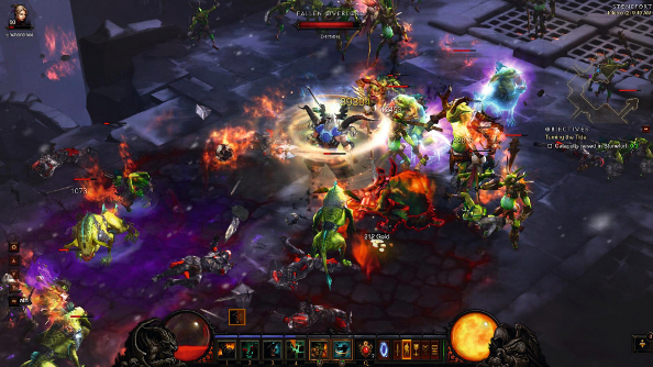 Diablo 3 2.0.3 now live; tweaks wizards and blacksmithing