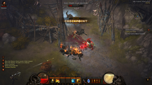 Diablo 3 1.0.3b patch goes live tomorrow, Blizzard reveal shortest patch notes ever