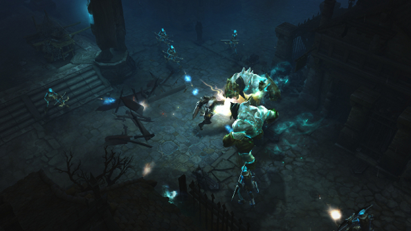 Diablo 3 patch 2.1.1 arrives, bringing big changes for gamblers
