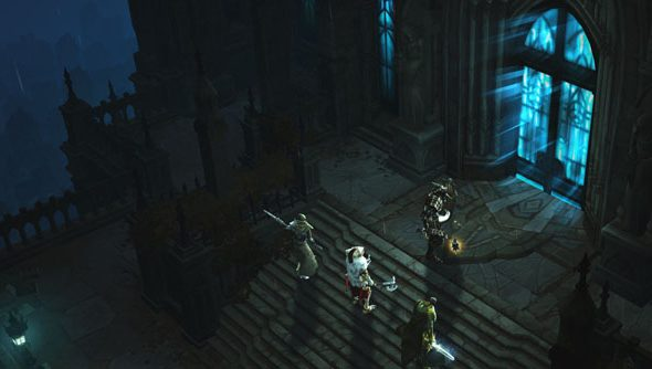 ANZ players will not need a copy of Reaper of Souls to take advantage of the new Diablo 3 servers.