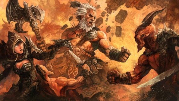 New Diablo 3 exploit allows barbarians to become near-invulnerable