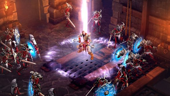 Diablo III: about to make AOE waves in East Asia.