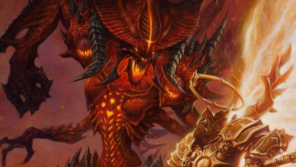 Diablo III lag