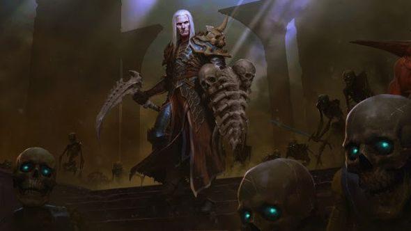 Diablo 3 Necromancer release date