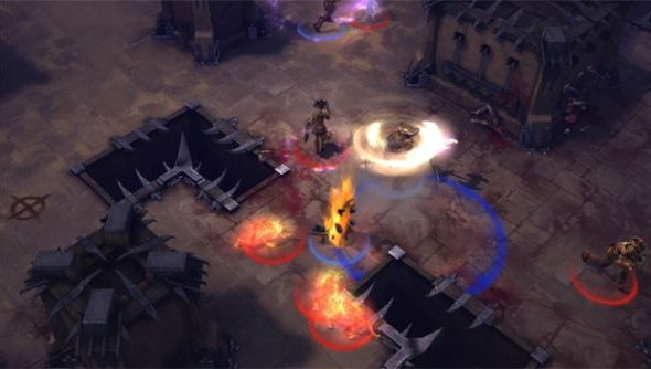 A team deathmatch mode for Diablo 3 shown at BlizzCon 2011 has since been scrapped.