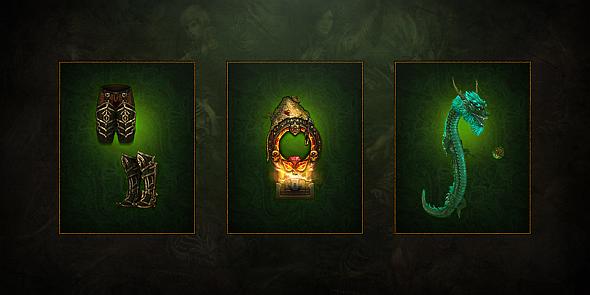 Get an Emerald Dragon pet in Diablo III's 11th season | PCGamesN