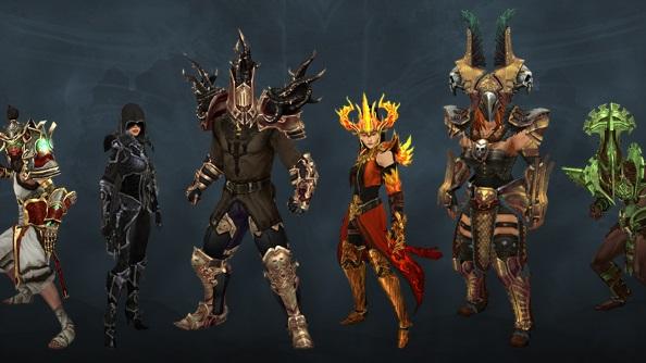 Diablo 3 Season 5 sets