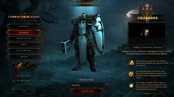 Diablo 3 patch 2.1.0: monster-slaying is always in season
