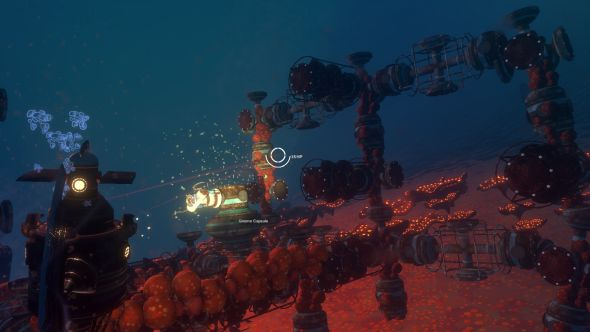 Diluvion is undersea, third-person FTL about incredibly angry submarines