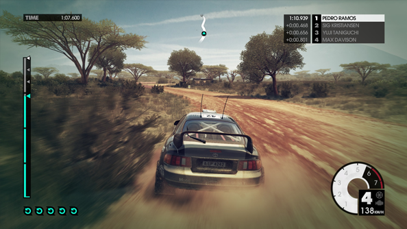 Dirt 3 Codemasters