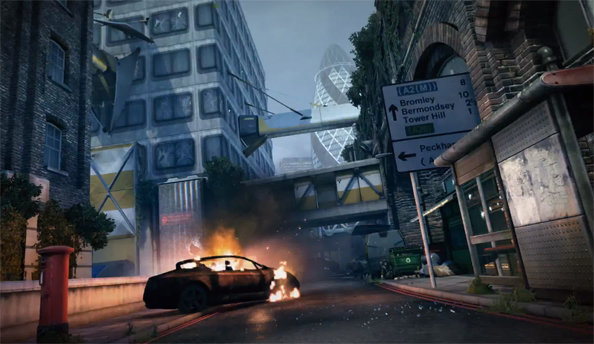 Splash Damage announce London-set multiplayer FPS Dirty Bomb with trailer