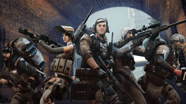 Dirty Bomb will be free at launch. Splash Damage release new gameplay footage