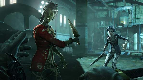 "Arkane ""ramping up"" for ""next-gen development"" post-Dishonored"
