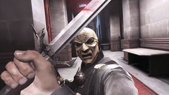"Dishonored ducked boss fights, calling them ""dogmatic"" tropes of video games"