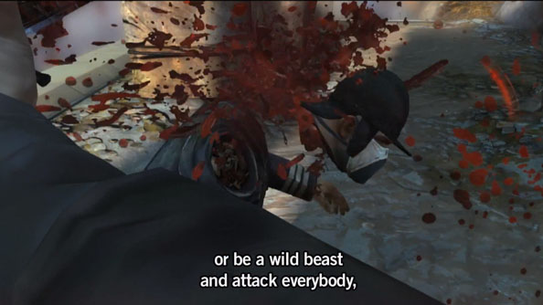 Dishonored dev diary discusses death-dealing