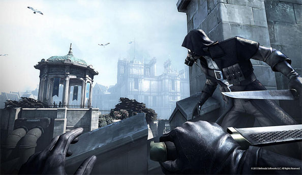 Dishonored's next DLC will have you kill Corvo's ward yourself