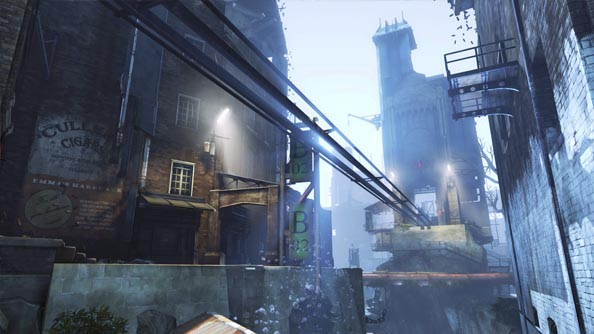 Dishonored Dunwall City Trials DLC dated and detailed