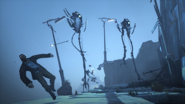 Dishonored: Game of the Year edition is aptly named, due in October