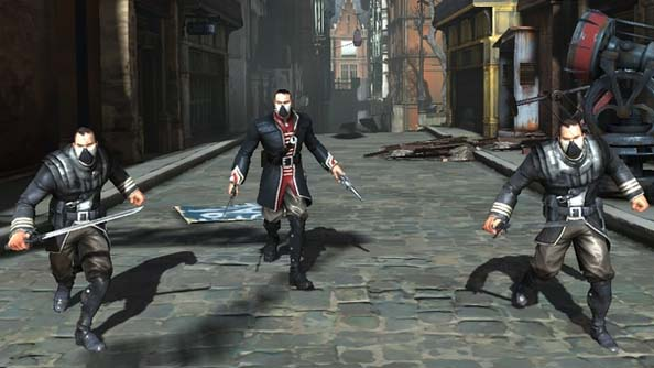 Dishonored interactive trailer lets you play (and die) in, oh, so many ways