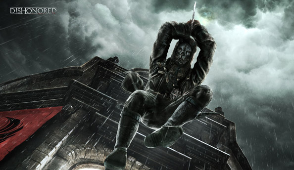 Dishonored's Corvo wasn't always a mute protagonist