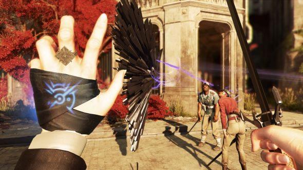 Dishonored 2 gamescom gameplay