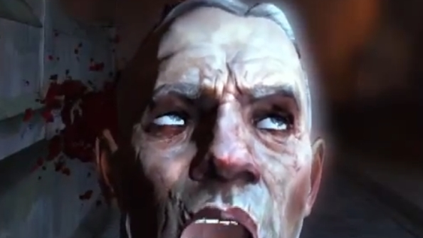 Dishonored's E3 trailer has a whale of a time