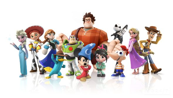 Disney Infinity gets Play Set mode on PC