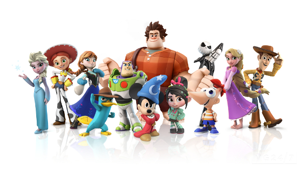 Disney Infinity on PC now has Play Set mode; full Play Set bundle only costs £49.95