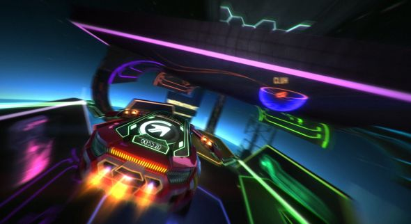 Distance brings Rocket League-style acrobatics to the race track