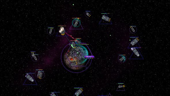 Distant Worlds: Universe review