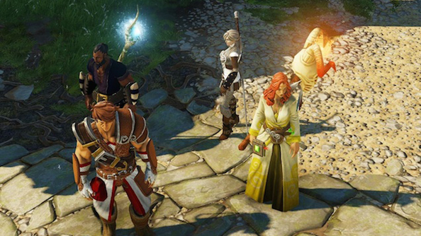 Every member of your party is likely to become at least a part-time magician in Divinity: Original Sin.