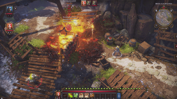 Divinity: Original Sin sold 500,000 copies so far. Larian hope not to need Kickstarter again