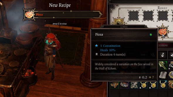 Divinity original sin 2 crafting recipes