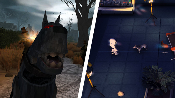 Dogs in games: investigating the indie pooches of Sir, You Are Being Hunted and Maia