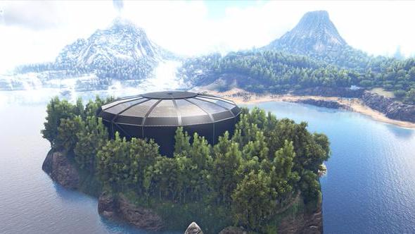 Dome of Death best ark mods