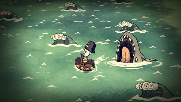 Don't Starve: Shipwrecked roadmap makes us hungry for upcoming content