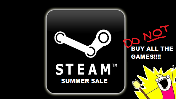 How to survive the Steam Summer Sale