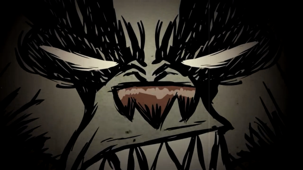 Don't Starve: Reign of Giants DLC teased. Something wicked this way... badger!