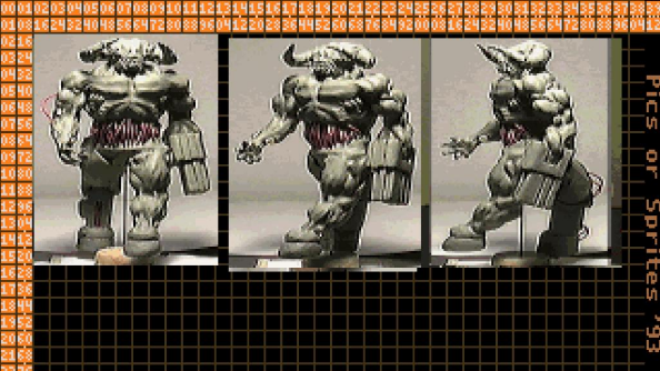 Doom turns 21, Romero reveals a stack of never-before-seen artwork