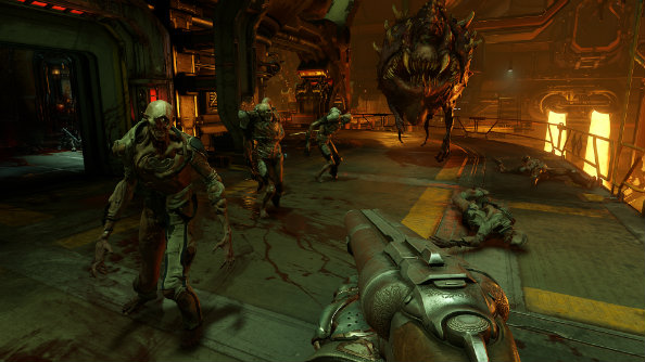 Doom to release in Germany uncut, which is a franchise first