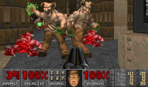 This AI can design maps for Doom