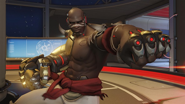 Overwatch's Doomfist is live now - here's what he can do